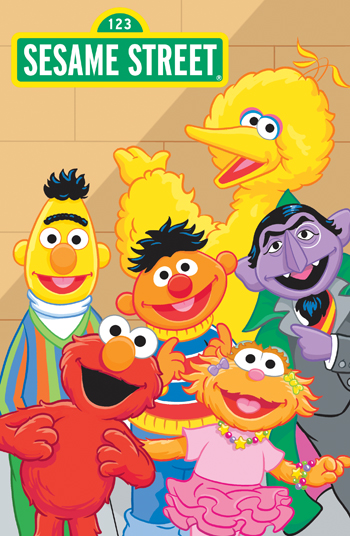 Cartoon Characters Named Zoe : My day on sesame street